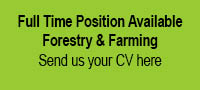 Forestry Job available Perth Blairgowrie